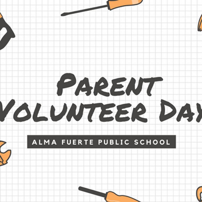 Parent Volunteer Day