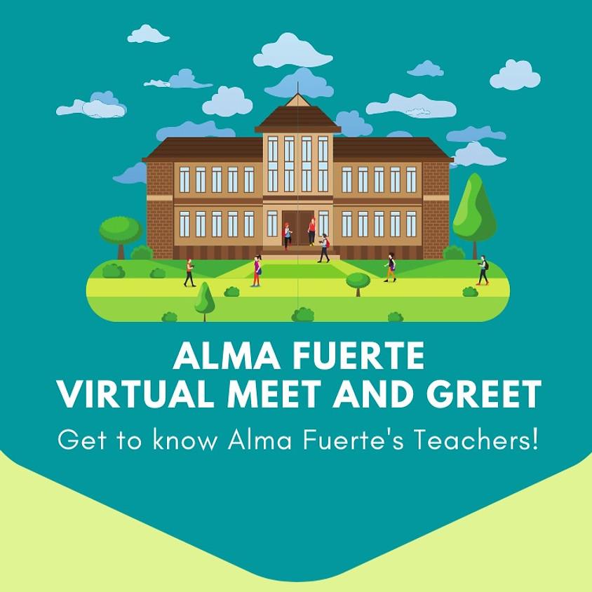 Meet the Teachers - A Virtual Open House!