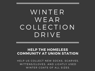 Winter Wear Collection Drive