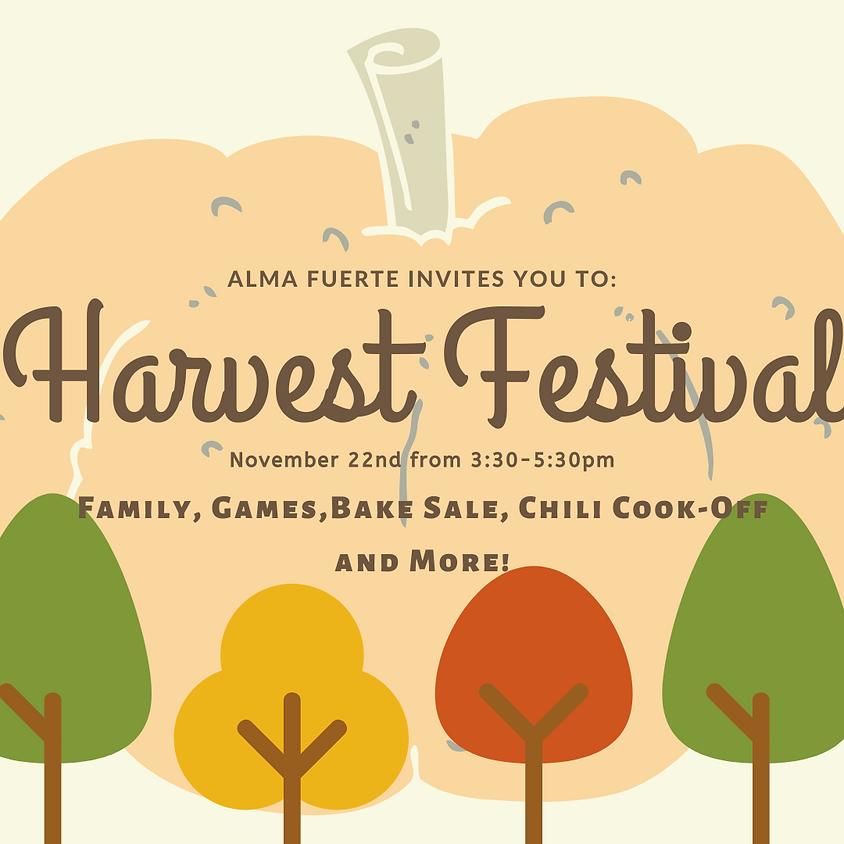 Harvest Festival!