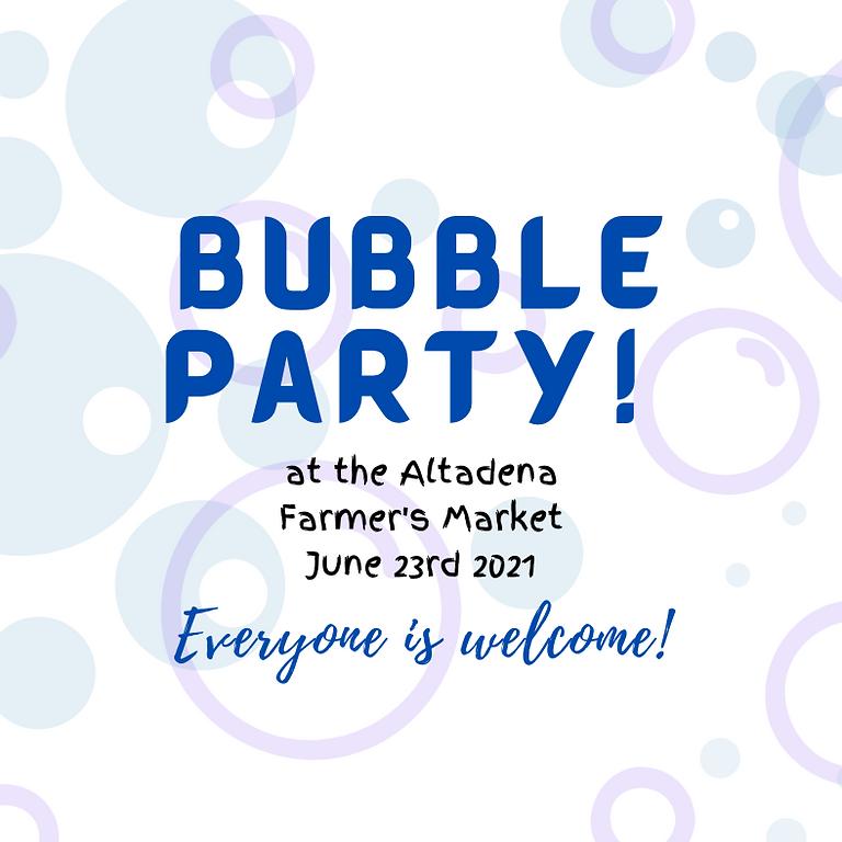 Bubble Party