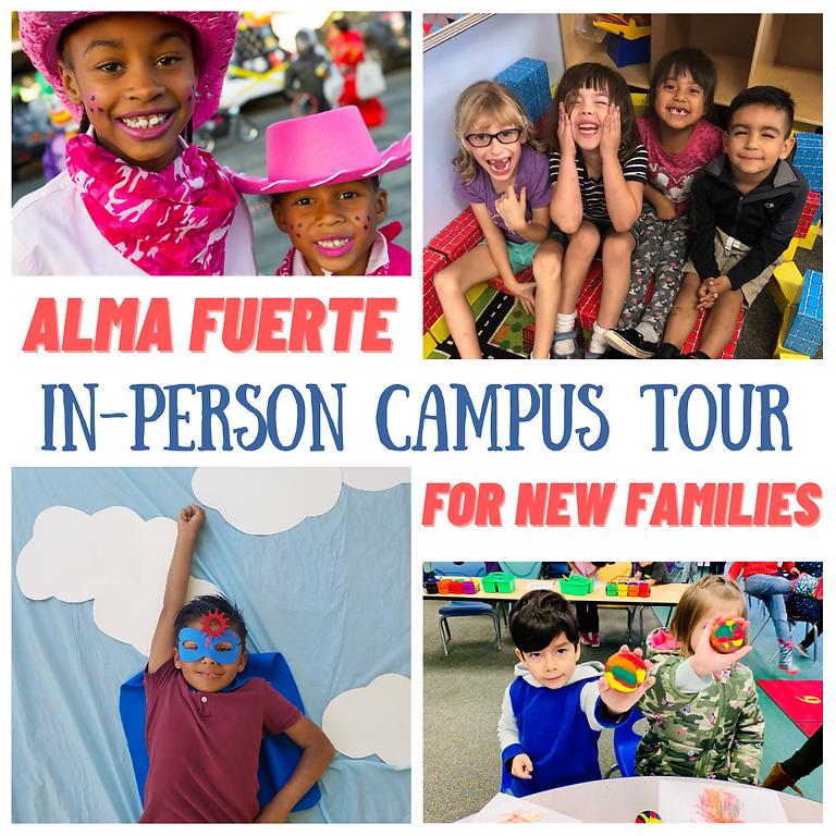 Alma Fuerte Public School Campus Tour