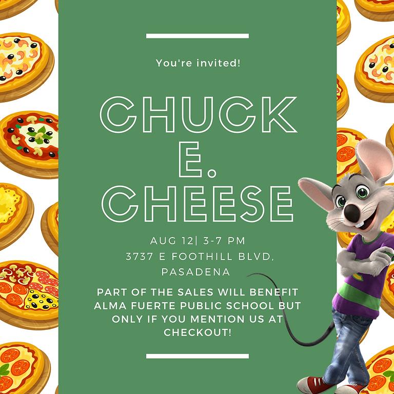 Make Friends at Chuck E Cheese!