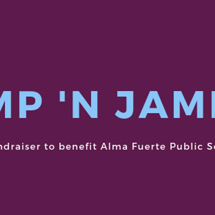 Jump 'n Jammin Fundraser