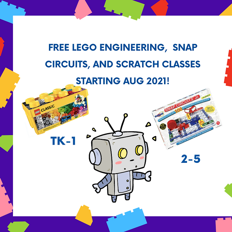 Free Engineering/ Circuitry Course starting Aug 2021