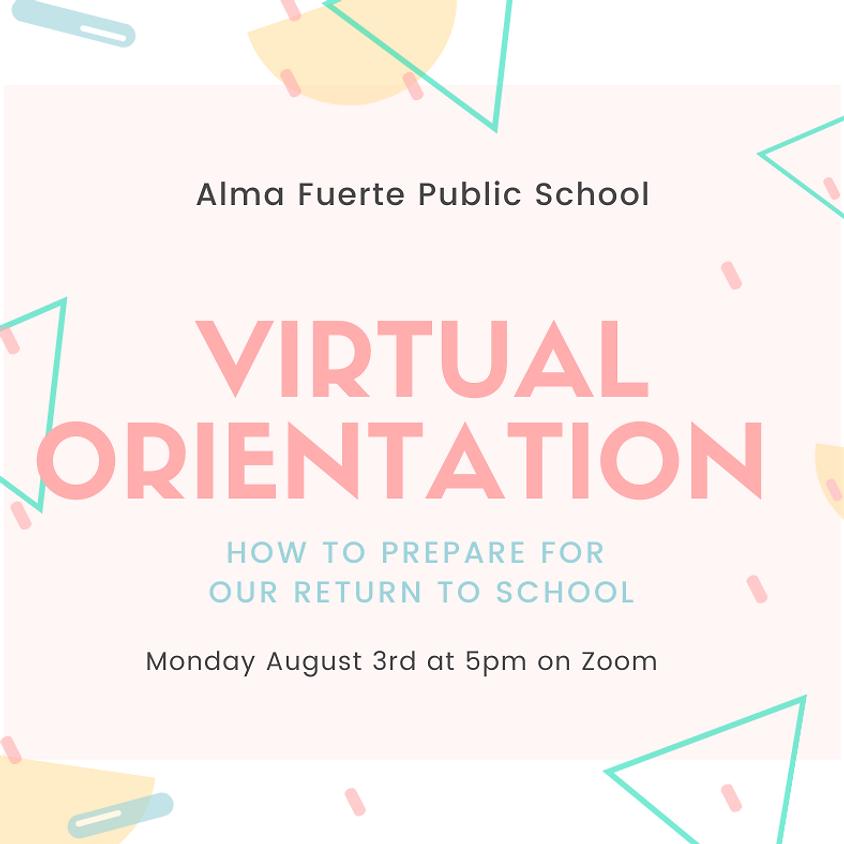 Virtual Orientation