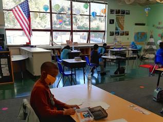 1st Grade Orientation