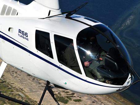 """""""Тросорезы"""" для вертолётов Robinson."""