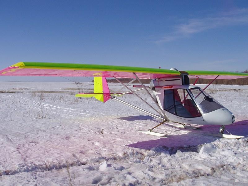 Птенец-2 лыжи