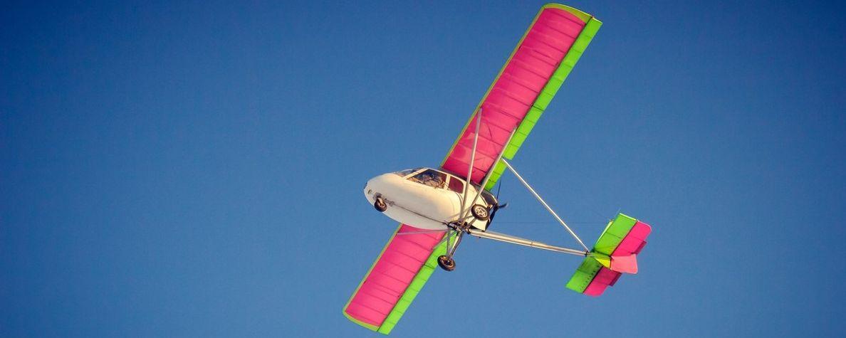 Птенец-2 полёт