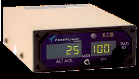 Радиовысотомер RAD-40