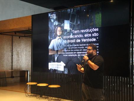 Creative Pack lança websérie Brasil de Verdade no Instagram