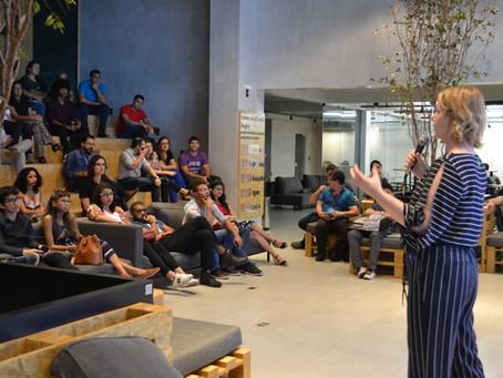 Talk com Tiina Koskiranta aborda práticas de sucesso nas áreas de educação e inovação
