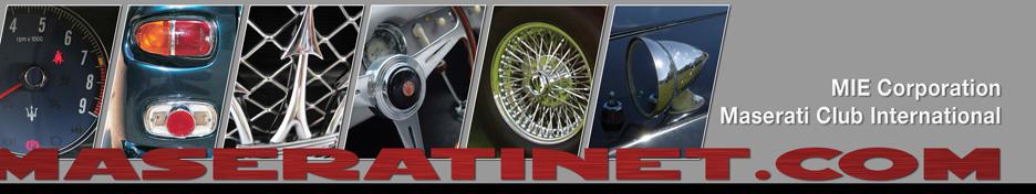 MIE Corporation (Maserati)