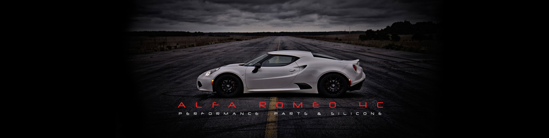 ALFA ROMEO 4C Performance Parts