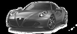 Alfa Romeo 4C Performance Parts and Tuning