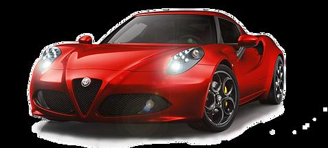 Alfa Romeo 4C Performance Parts