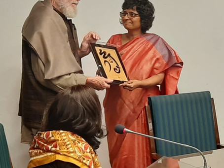 Hindu Identity & Consciousness in Contemporary World: Talk by Dr David Frawley, Prof Pralay Kanungo