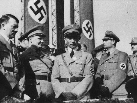 Understanding the Left's obsession with 'Nazi' Germany
