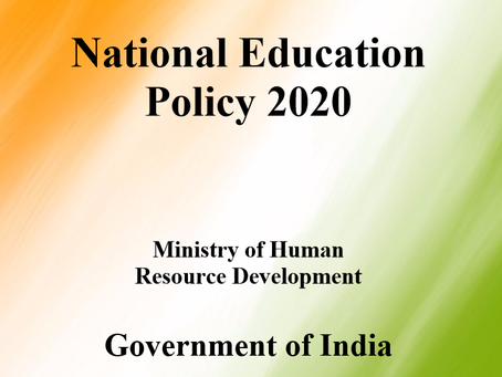 National Education Policy: Download full draft here