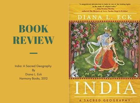 Locating pilgrim's India through history, geography and mythology