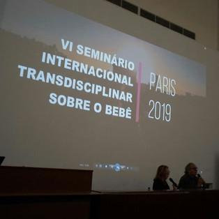 Abertura do VI Seminário, em 2019.