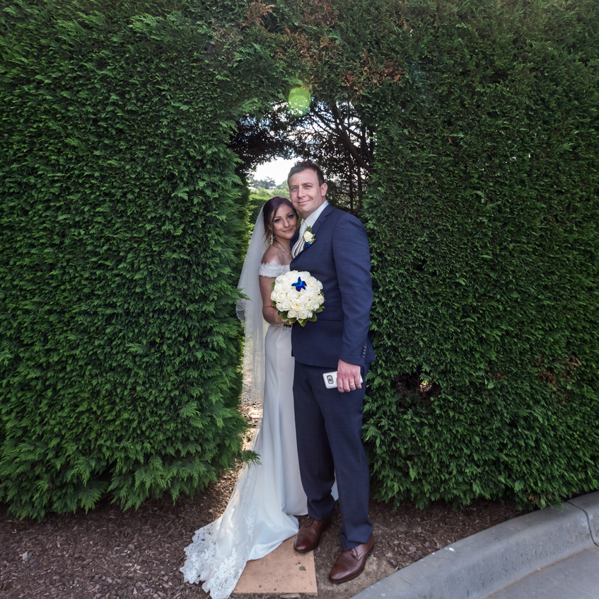 Samantha & Andrew Wedding