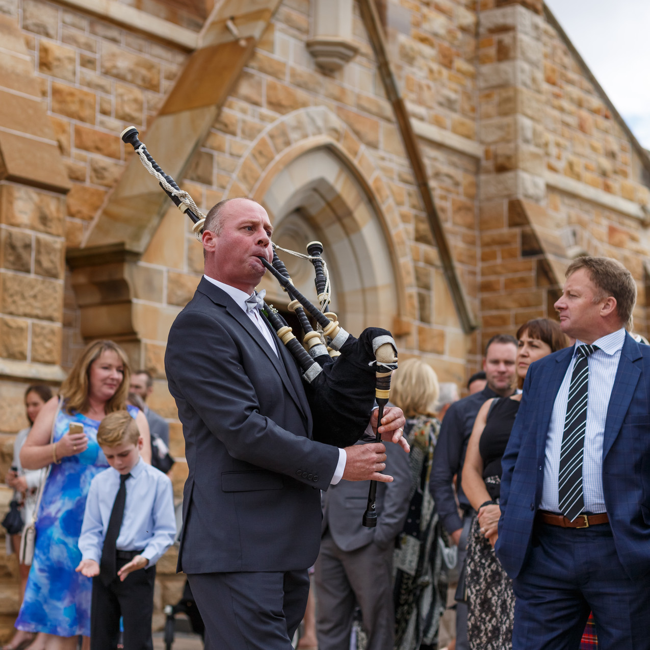Wagga Wagga Church Wedding
