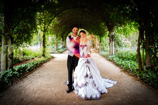 Allowyn Gardens Wedding