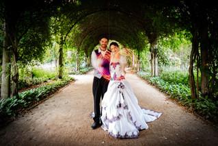 Allowyn Gardens Wedding
