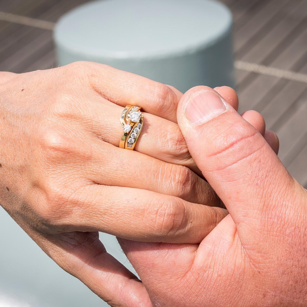 Wedding Rings at Williamstown