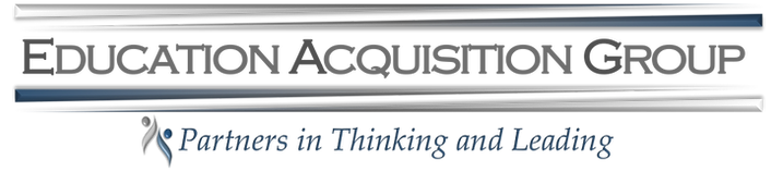 Education Acquisition Group consulting thought-partnering project support program evaluation training