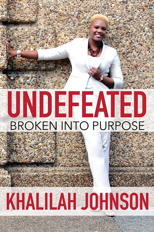 Undefeated - Autographed Edition