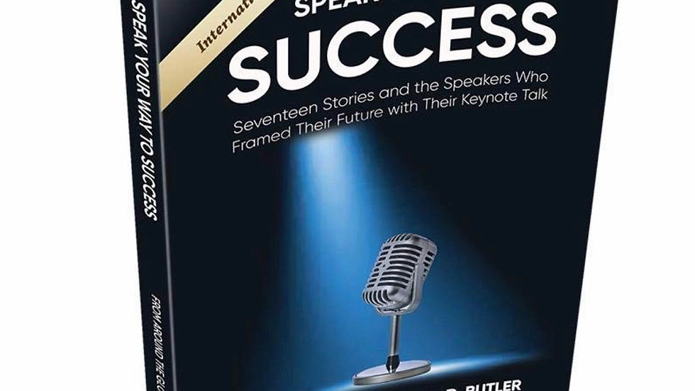 Speak Your Way to Success!