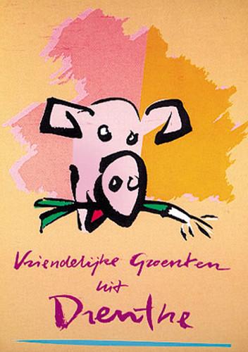 Vriendelijk Groenten uit Drenthe