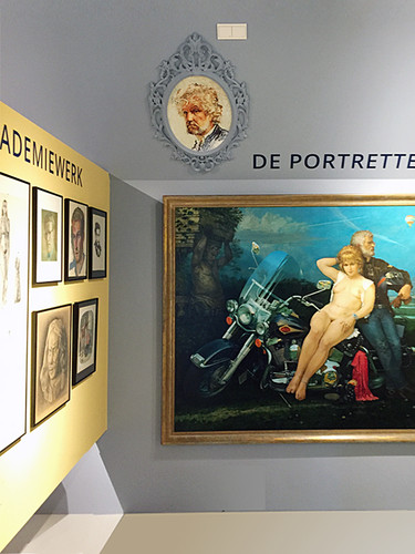 Portretten Jan Kruismuseum