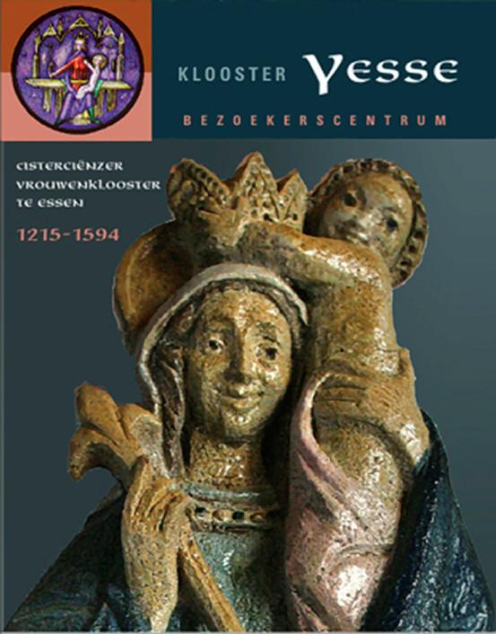 Flyer voormalig klooster Yesse