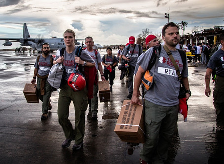 Partnership with Team Rubicon Global