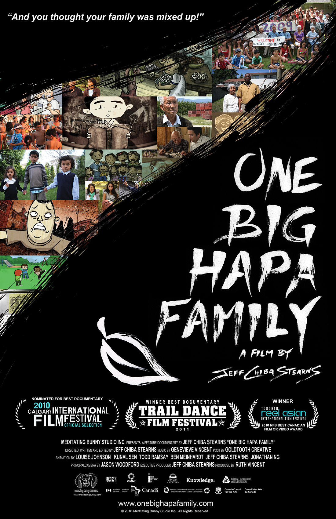 One Big Hapa Family