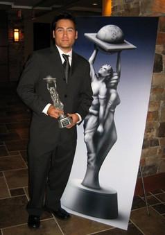 Jeff Chiba Stearns - CAEAA Award
