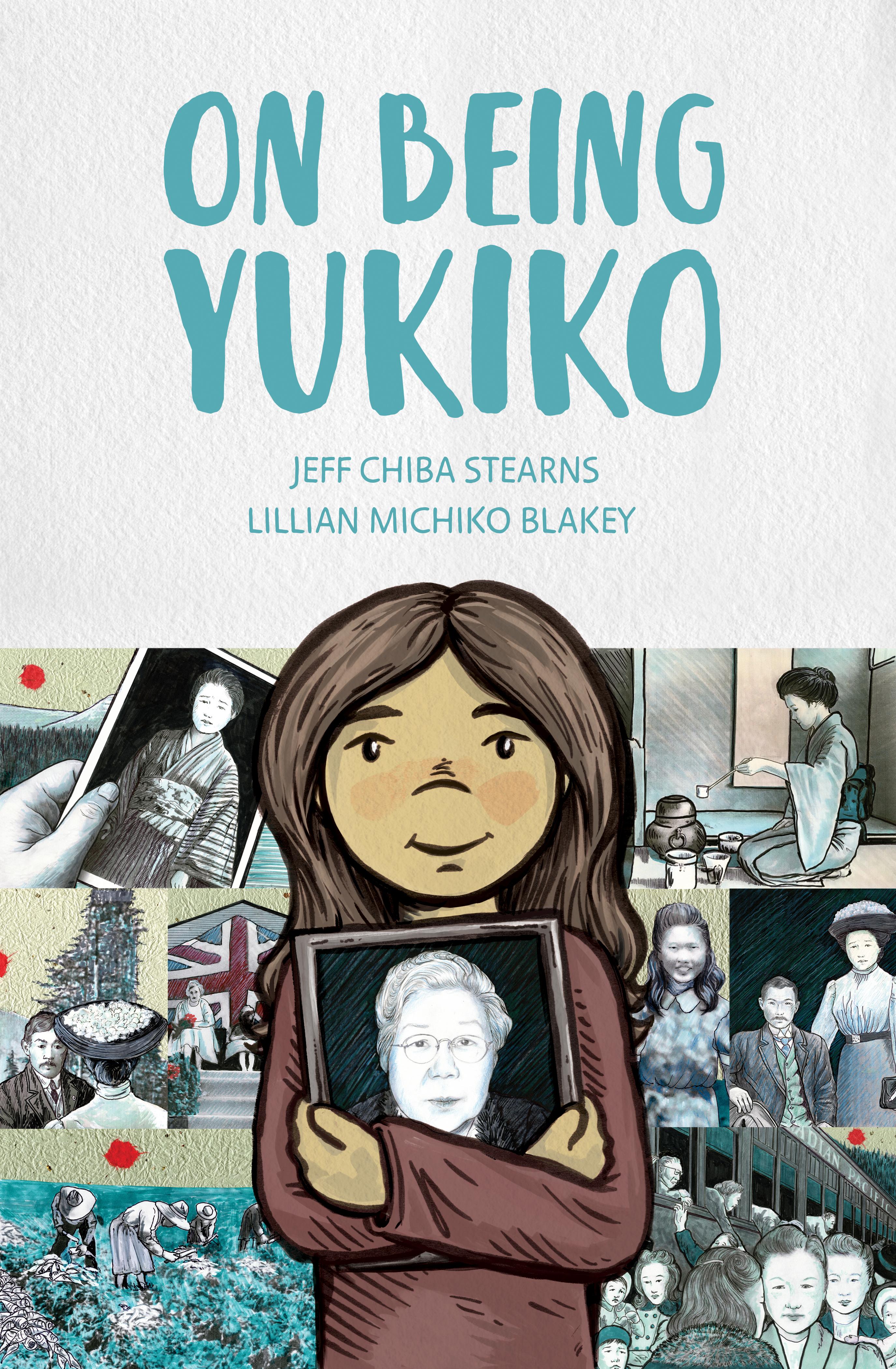 On Being Yukiko - Graphic Novel