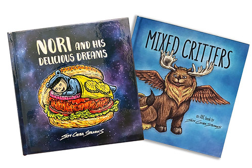 Mixed Critters & Nori and His Delicious Dreams Combo
