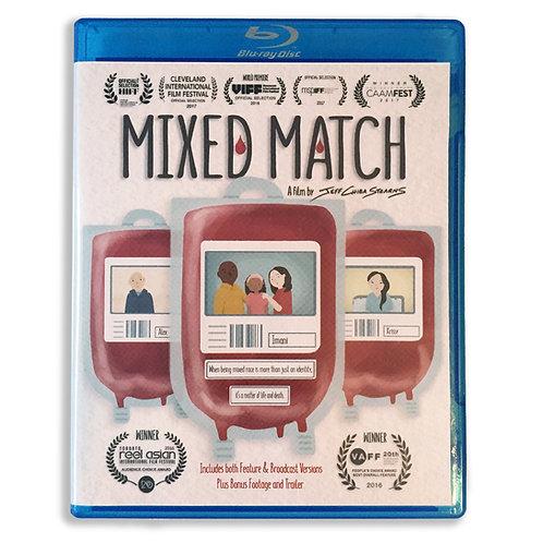 Mixed Match - Blu-Ray