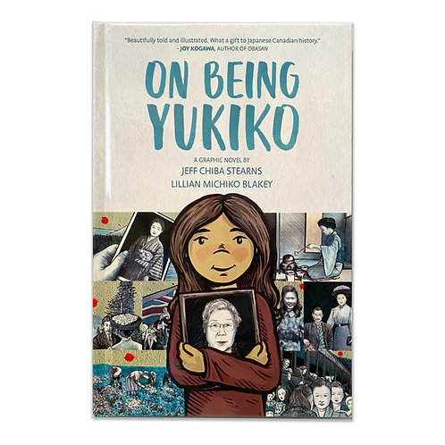 On Being Yukiko - Hardcover Graphic Novel