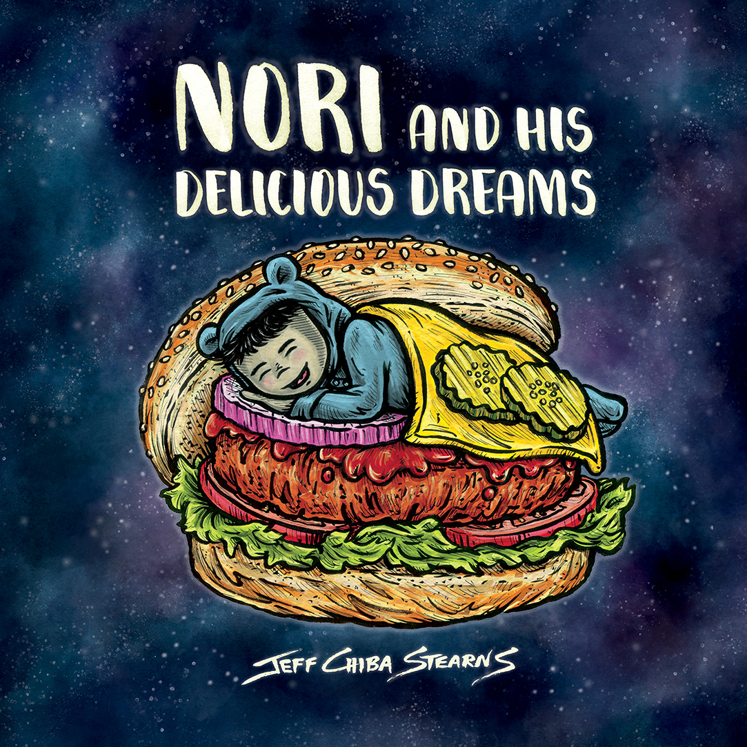 Nori and his Delicious Dreams