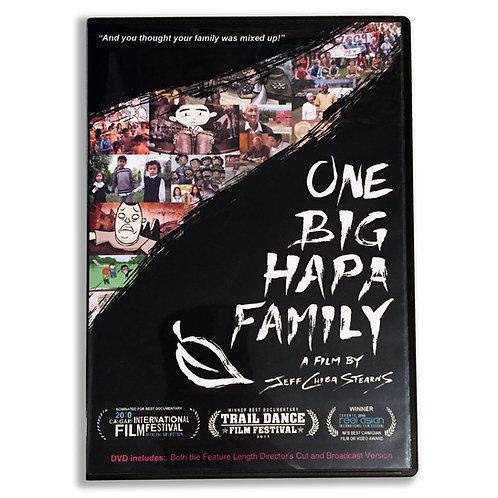 One Big Hapa Family - DVD