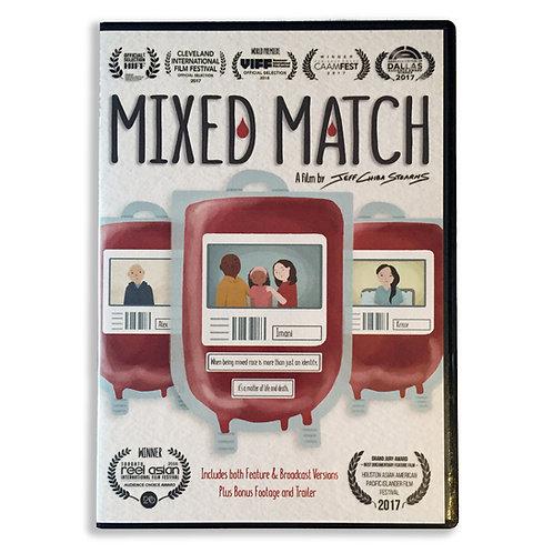 Mixed Match - DVD
