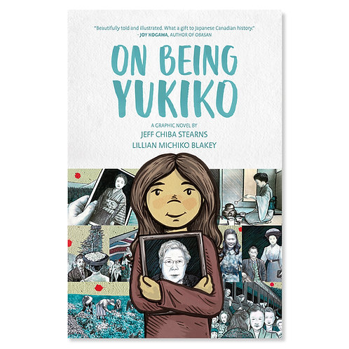 On Being Yukiko - Digital PDF Graphic Novel