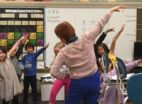 After School Chinese Art and Dance programs underway
