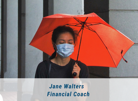 Dealing with COVID-19 induced Financial Anxiety
